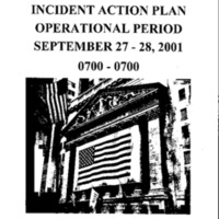 Incident Action Plan: 9/27/01 - 9/28/01