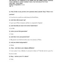 MEMEAC Interview 15