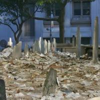 09-19-01_St_Pauls_Graveyard_with_Verterans_Flag.JPG