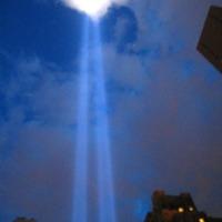 WTC lights 9/11/06