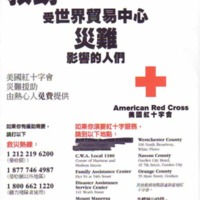 Assistance for those Affected by the World Trade Center Disaster[Chinese]
