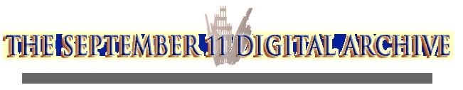 September 11 Digital Archive